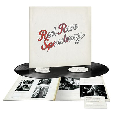 Paul McCartney & Wings RED ROSE SPEEDWAY (RECONSTRUCTED) Vinyl Record