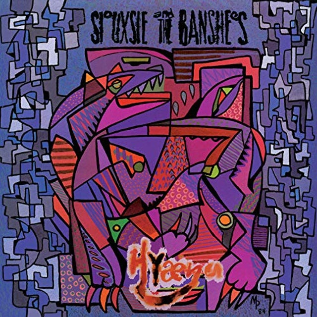 Siouxsie And The Banshees HYAENA Vinyl Record