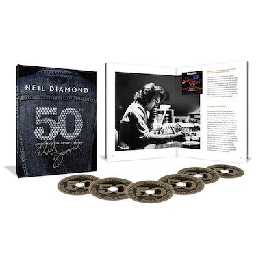 Neil Diamond 50TH ANNIVERSARY COLLECTOR'S EDITION CD