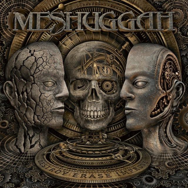 MESHUGGAH DESTROY ERASE IMPROVE Vinyl Record