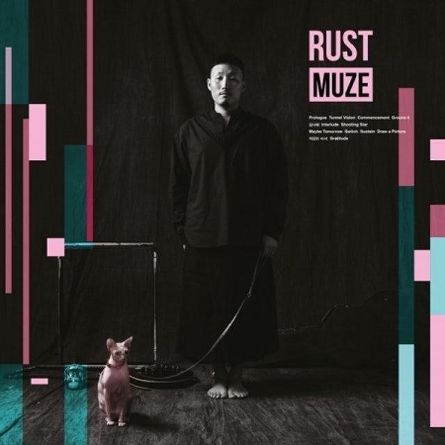 Rust MUZE CD