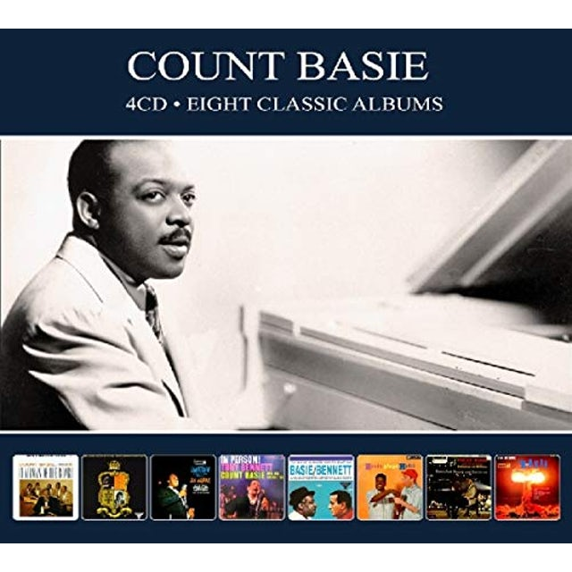 Count Basie 8 CLASSIC ALBUMS CD