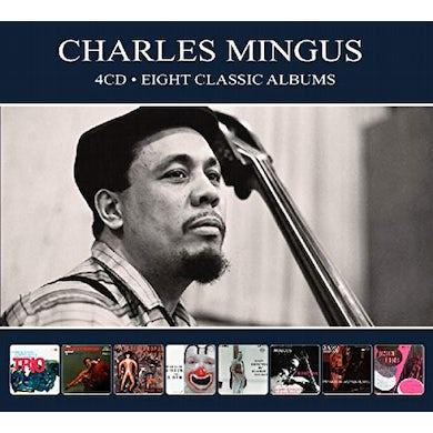 Charles Mingus 8 CLASSIC ALBUMS CD