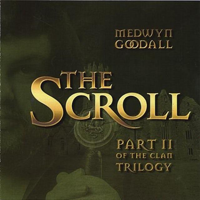 Medwyn Goodall SCROLL CD