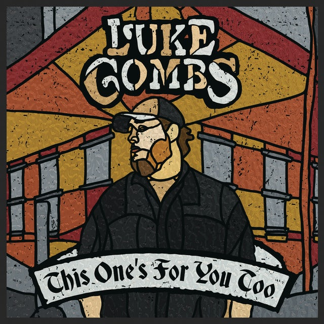 Luke Combs THIS ONE'S FOR YOU TOO Vinyl Record