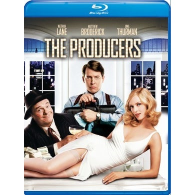 PRODUCERS Blu-ray