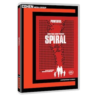 SPIRAL (2018) DVD