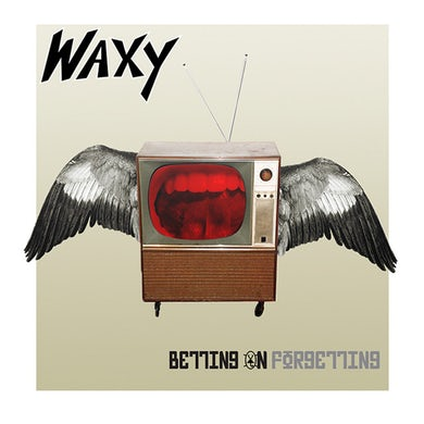 WAXY BETTING ON FORGETTING Vinyl Record