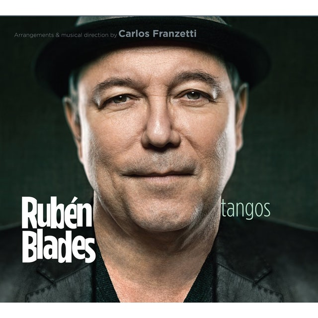 Ruben Blades TANGOS CD