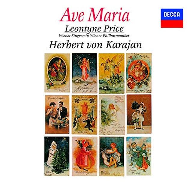 LEONTYNE PRICE & HERBERT VON KARAJAN CD
