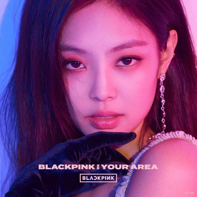 BLACKPINK IN YOUR AREA: JENNIE VERSION CD