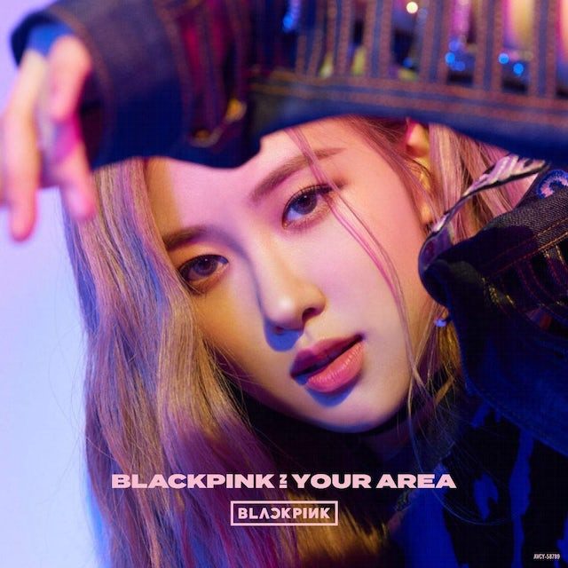 BLACKPINK IN YOUR AREA: ROSE VERSION CD