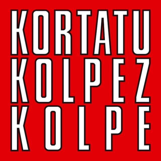 Kortatu KOLPEZ KOLPE Vinyl Record
