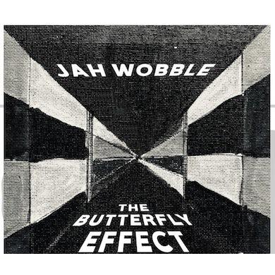 Jah Wobble BUTTERFLY EFFECT CD