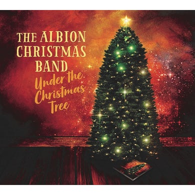 Albion Band UNDER THE CHRISTMAS TREE CD