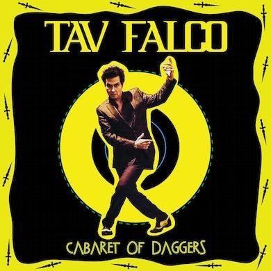 Tav Falco CABARET OF DAGGERS Vinyl Record