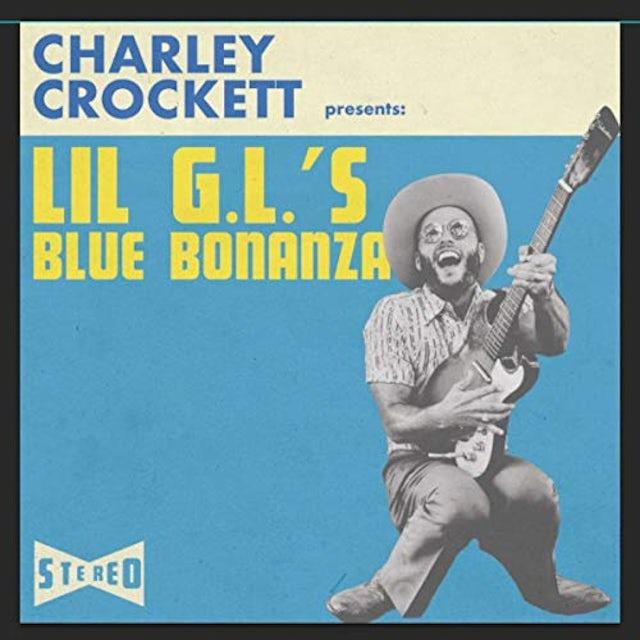 Charley Crockett LIL G.L.'S BLUE BONANZA Vinyl Record