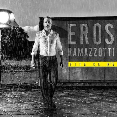 Eros Ramazotti VITA CE N'E Vinyl Record