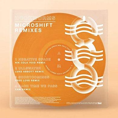 Hookworms MICROSHIFT REMIXES Vinyl Record