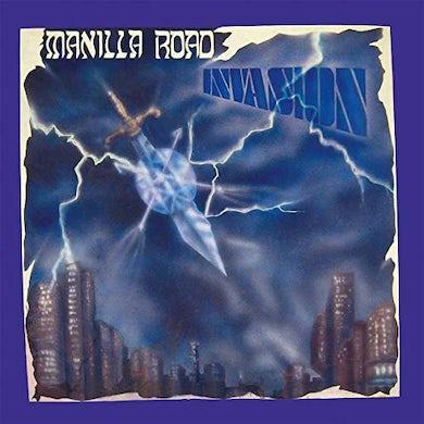 INVASION (TRANSPARENT BLUE VINYL) Vinyl Record