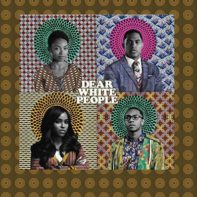 Dear White People: Chapter One & Chapter Two / Var Vinyl Record