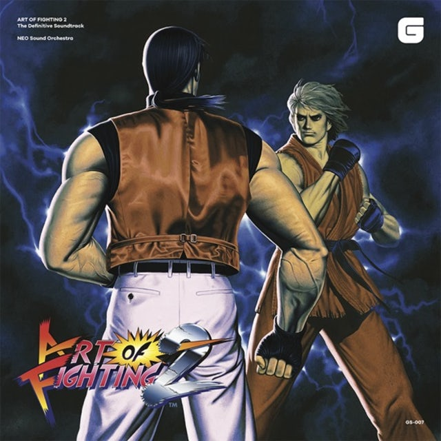 Snk Neo Sound Orchestra ART OF FIGHTING II (ORIGINAL SOUNDTRACK) CD