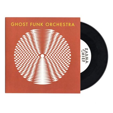 Ghost Funk Orchestra WALK LIKE A MOTHERFUCKER / ISAAC HAYES Vinyl Record