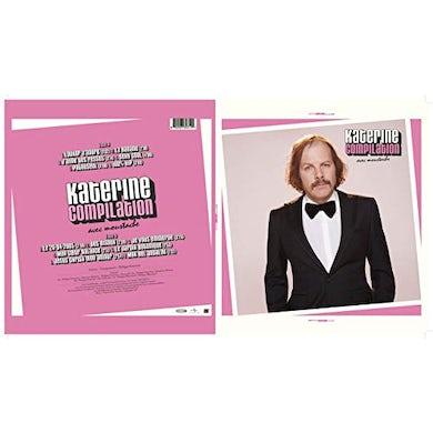 Katerine COMPILATION Vinyl Record