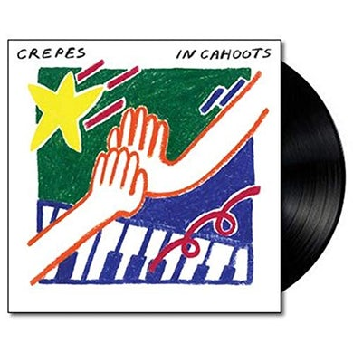 Crepes IN CAHOOTS Vinyl Record