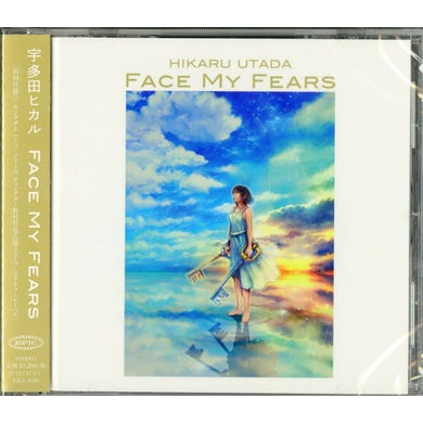 Hikaru Utada FACE MY FEARS CD