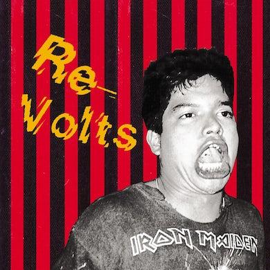 RE-VOLTS - Halloween Orange Colored Vinyl Record