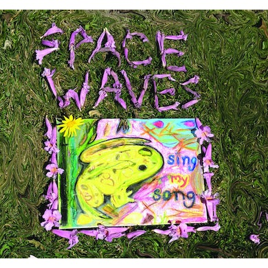 Space Waves SING MY SONG Vinyl Record