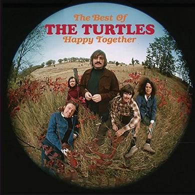 HAPPY TOGETHER: BEST OF THE TURTLES CD