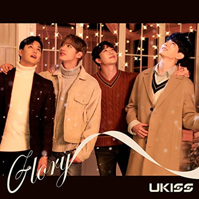 U-KISS GLORY CD