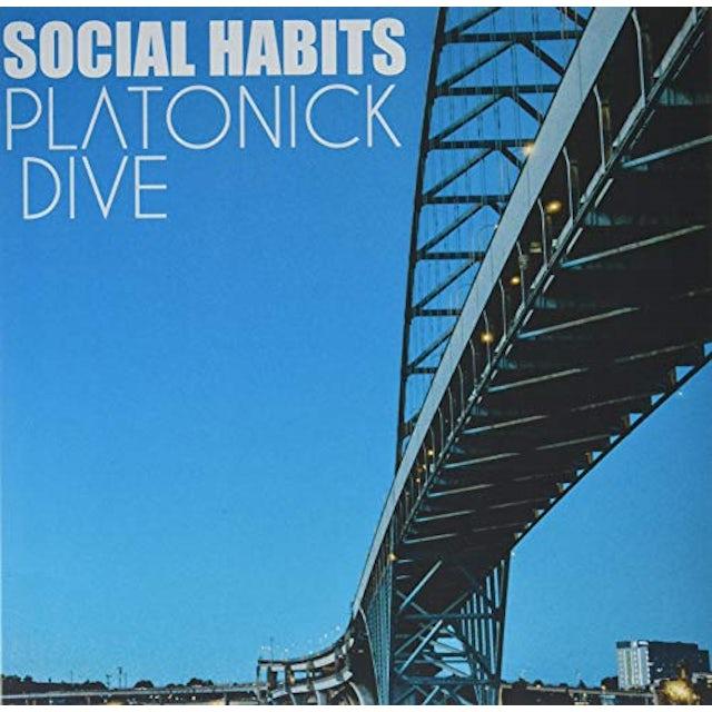 Platonik Dive SOCIAL HABITS Vinyl Record