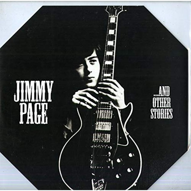 Jimmy Page OTHER STORIES Vinyl Record