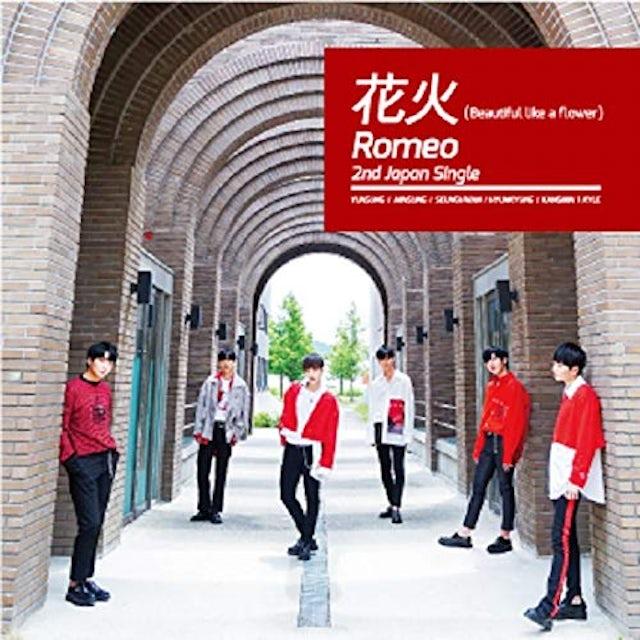 Romeo HANABI CD