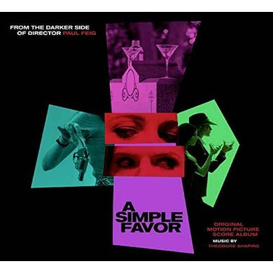 Simple Favour / O.S.T. Vinyl Record