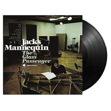 Jack's Mannequin GLASS PASSENGER Vinyl Record