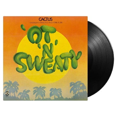 Cactus OT N SWEATY Vinyl Record
