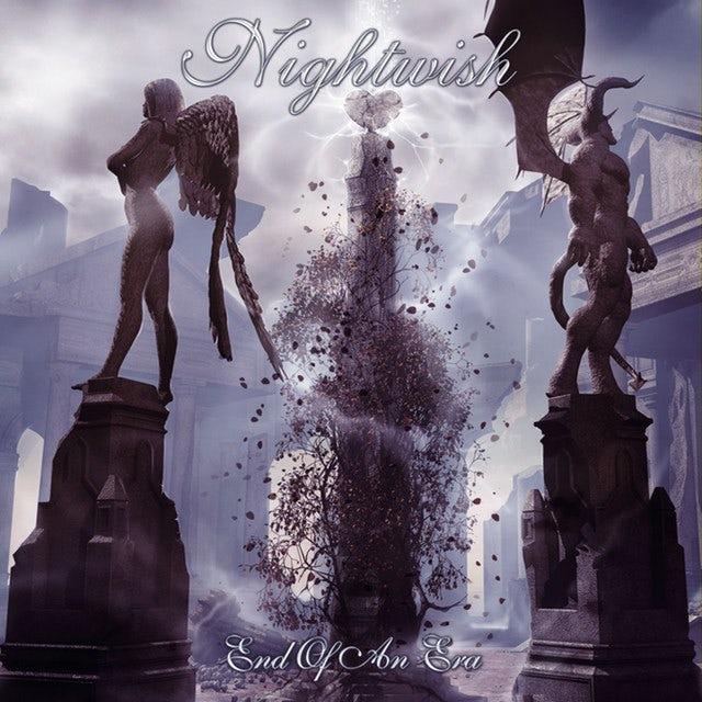 Nightwish END OF AN ERA Vinyl Record