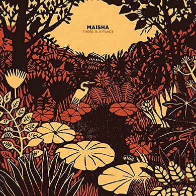 Maisha THERE IS A PLACE CD