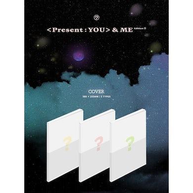 GOT7 VOL 3 REPACKAGE ALBUM: PRESENT YOU & ME EDITION CD