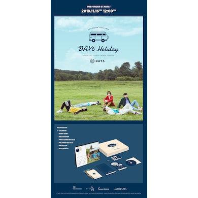 DAY6 2019 SEASON'S GREETINGS DVD