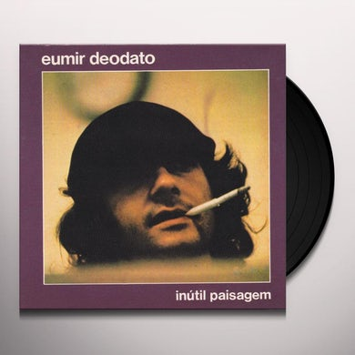 Eumir Deodato INÚTIL PAISAGEM Vinyl Record