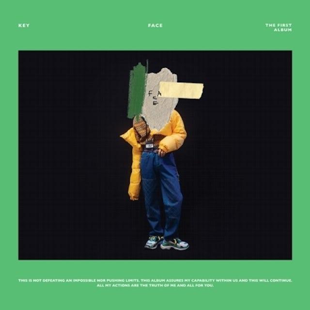 Key VOL 1: FACE (RANDOM COVER) CD