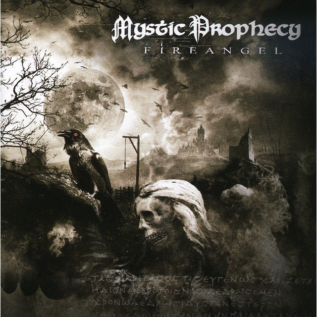 Mystic Prophecy FIREANGEL CD