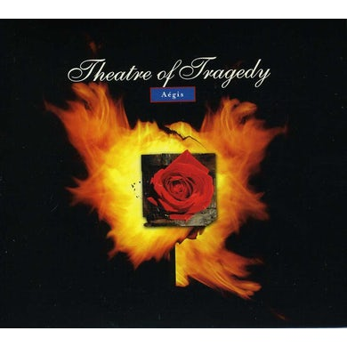 Theatre Of Tragedy AEGIS CD