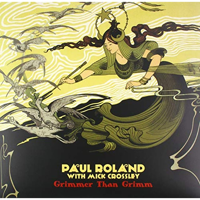Roland Paul GRIMMER THAN GRIMM Vinyl Record