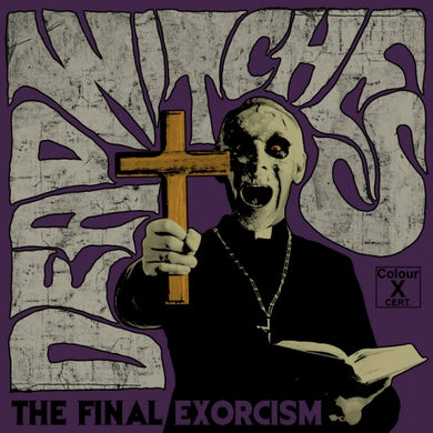FINAL EXORCISM (RED & PURPLE VINYL) Vinyl Record